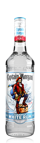 CAPTAIN MORGAN SILVER