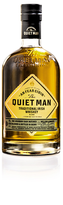 QUIET MAN IRISH WHISKEY