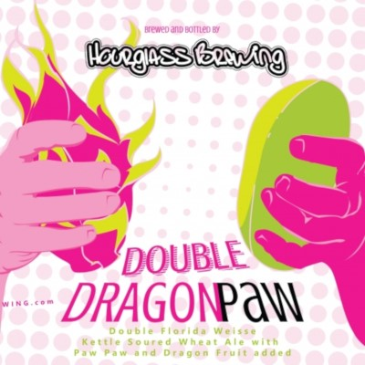 HOURGLASS DOUBLE DRAGON PAW