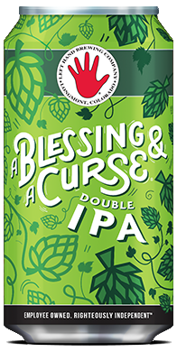 LEFT HAND A BLESSING & A CURSE DOUBLE IPA