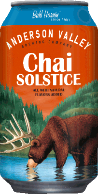 ANDERSON VALLEY CHAI SOLSTICE