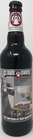 CLOWN SHOES THE EXORCISM OF RICH ACKERMAN IMPERAL STOUT