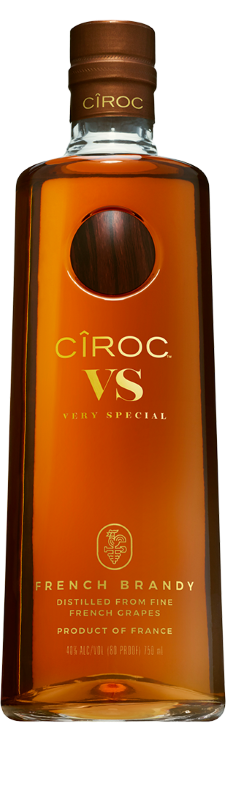 CIROC VS BRANDY