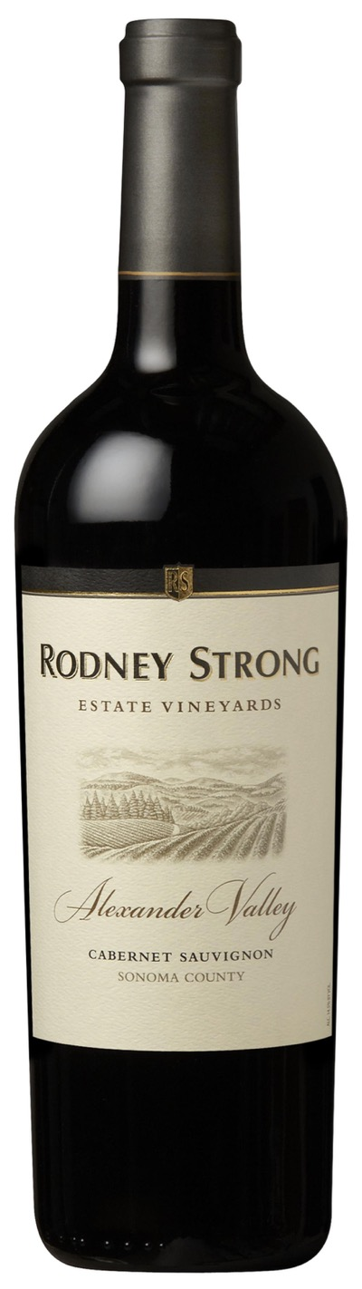 RODNEY STRONG CAB ALEXANDER VALLEY