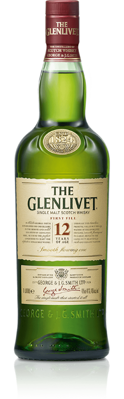 GLENLIVET 12 YR FIRST FILL