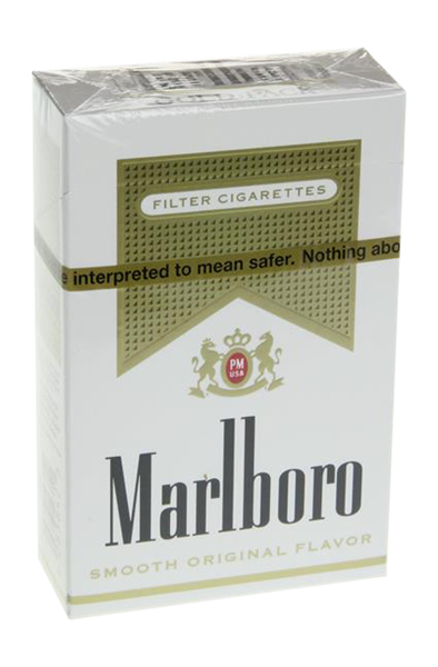MARLBORO GOLD PACK KS BOX
