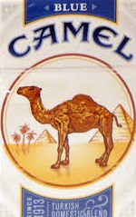 CAMEL KS BLUE