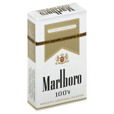 MARLBORO GOLD PACK 100 BOX