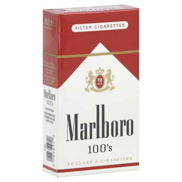 MARLBORO FULL FLAVOR 100 BOX