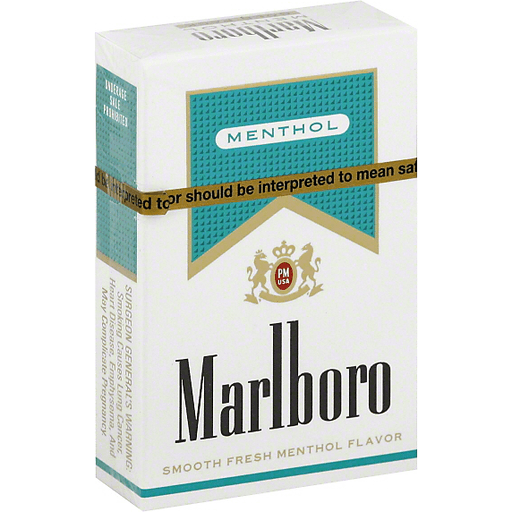 MARLBORO MENTHOL GOLD PACK KS BOX $0.50 OFF