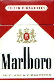 MARLBORO FULL FLAVOR KS BOX