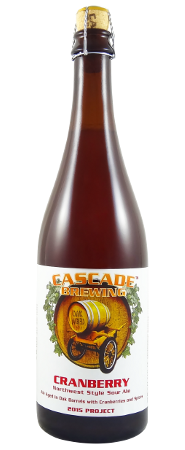 CASCADE BREWING CRANBERRY