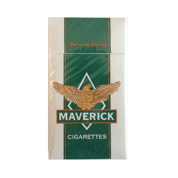 MAVERICK MENTHOL KINGS