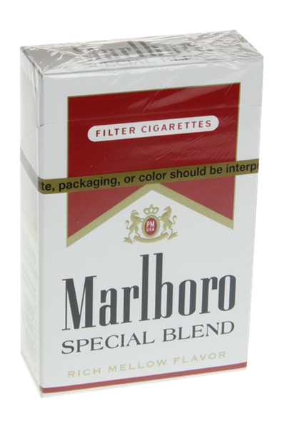 MARLBORO SPECIAL SELECTS KS RED BX
