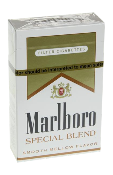 MARLBORO SPECIAL SELECTS KS GOLD BX