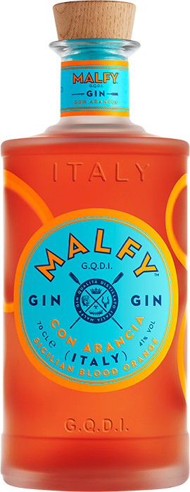 MALFY BLOOD ORANGE GIN