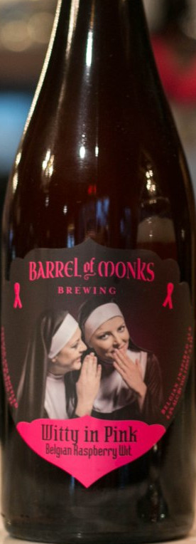 BARREL OF MONKS WITTY IN PINK