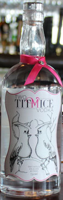 TWO TITMICE VODKA