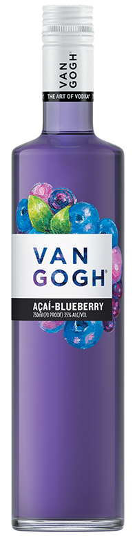 VAN GOGH ACAI - BLUEBERRY