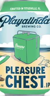 PLAYALINDA PLEASURE CHEST IPA