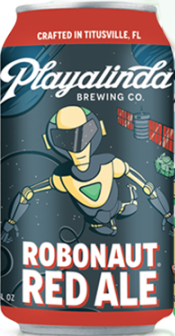 PLAYALINDA ROBONAUT RED ALE