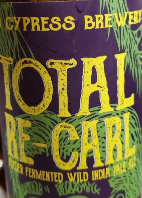 RED CYPRESS TOTAL RE-CARL IPA