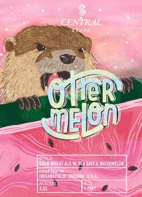 CENTRAL STATE OTTER MELON