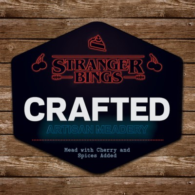 CRAFTED STRANGER BINDS