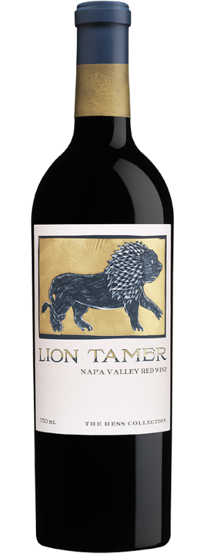 HESS LION TAMER NAPA VALLEY RED
