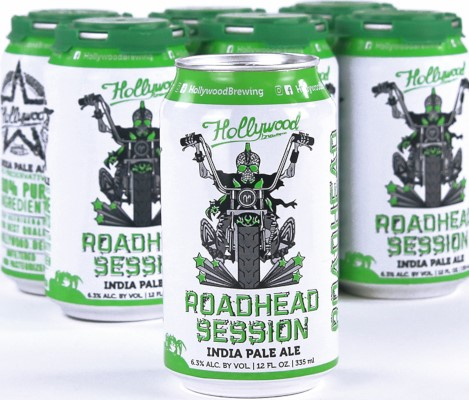 HOLLYWOOD ROADHEAD SESSION IPA
