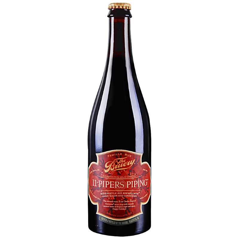 BRUERY 11 PIPERS PIPING