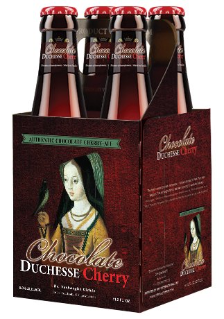 DUCHESSE CHOCOLATE CHERRY
