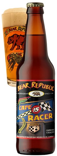 BEAR REPUBLIC CAFÉ RACER DOUBLE I.P.A.