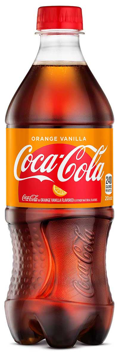 COKE ORANGE VANILLA