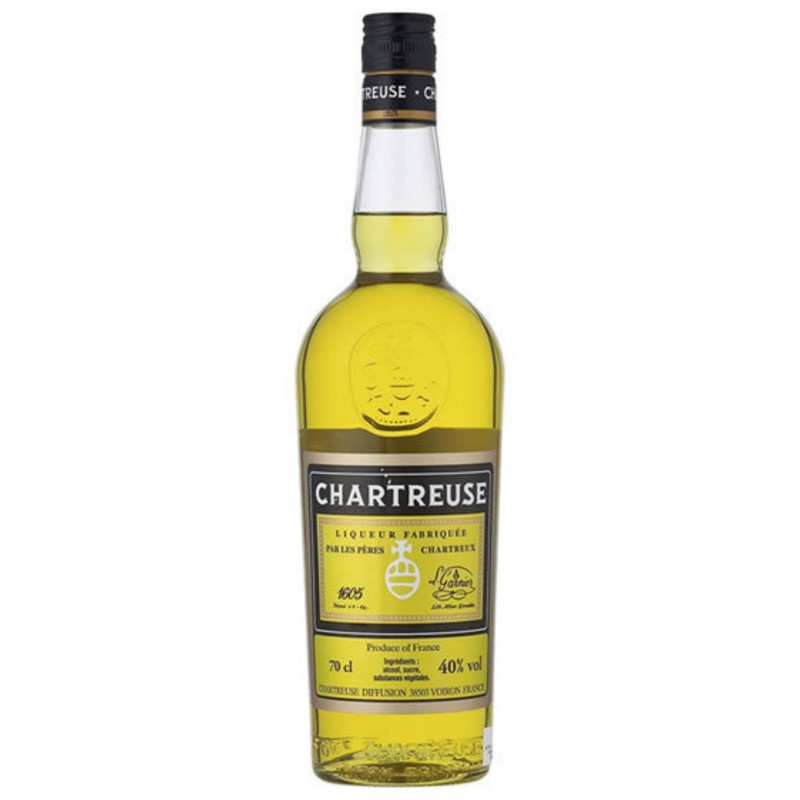 CHARTREUSE YELLOW 80 PROOF