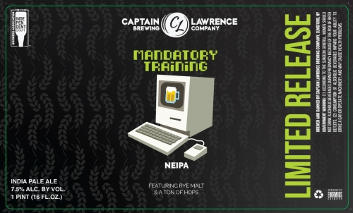 CAPTAIN LAWRENCE MANDATORY TRAINING
