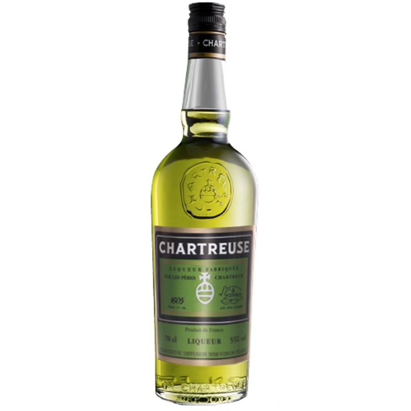 CHARTREUSE GREEN 110 PROOF