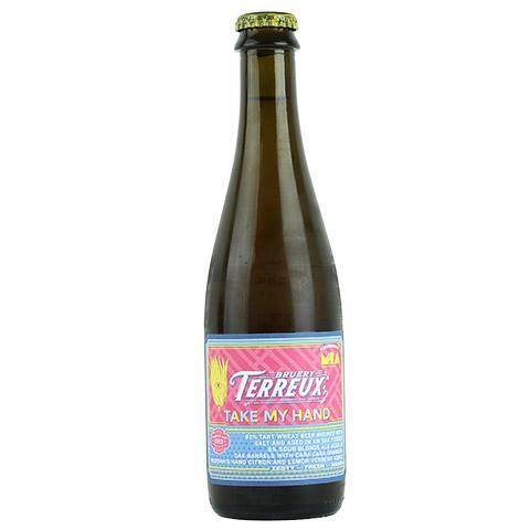 BRUERY TERREUX TAKE MY HAND