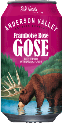 ANDERSON VALLEY ROSE GOSE