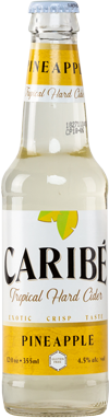 CARIBE TROPICAL HARD CIDER PINEAPPLE