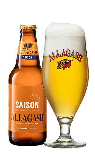 ALLAGASH BREWERS BRIDGE SAISON