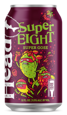 DOGFISH HEAD SUPER EIGHT GOSE
