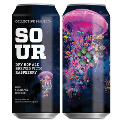 COLLECTIVE ARTS PROJECT SOUR DH ALE