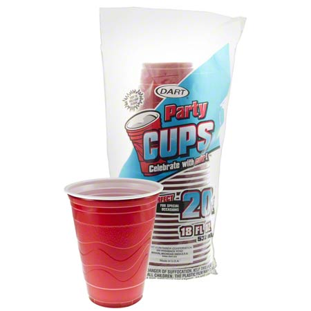 DART PARTY CUPS