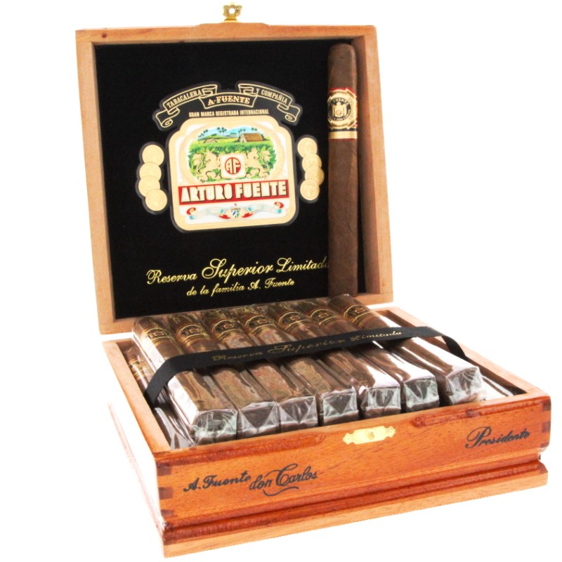 CIGAR DON CARLOS PRESIDENTE