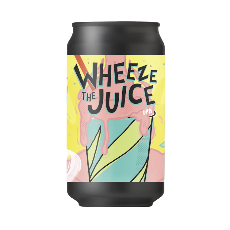 CHAMPION WHEEZE THE JUICE IPA