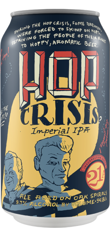 21 ST AMENDMENT HOP CRISIS