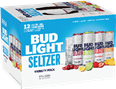 BUD LIGHT SELTZER VARIETY