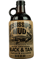 MISSISSIPPI MUD BLACK AND TAN