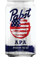 PABST AMERICAN PALE ALE